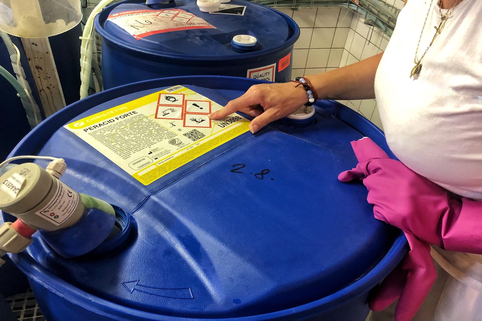 9. Omgaan met wasmiddelen